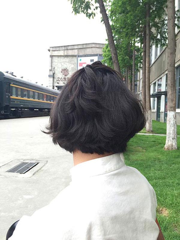 莫名的剪掉了自己的长发
